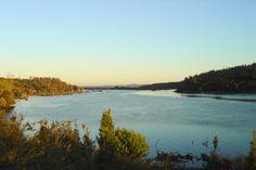 Isla de Chiloe. Rio Chepu