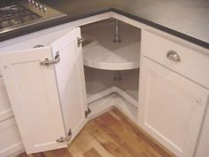 How to Fix a Lazy Susan Kitchen Cabinet   Bloglines Answers