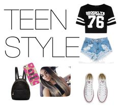 """""""Untitled #12"""" by georgialynn2323 on Polyvore featuring art"""