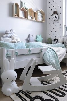 8 These Creative Kids' Rooms Are Probably Cooler Than Your Own Bedroom Bedroom Design If you are thinking of upgrading your kid's bedroom or kitchen, you should always consider kids bedroom ideas. If you try to go with kid-friendly furn. Scandinavian Kids Rooms, Scandinavian Interior, Scandinavian Style, Childrens Bedroom Furniture, Bedroom Furniture Sets, Blue Furniture, Furniture Dolly, Furniture Market, Furniture Movers