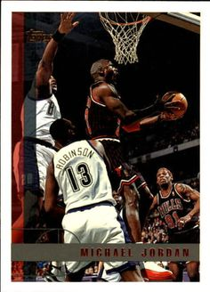 73a119e0c77 11 Best Basketball Trading Cards For Sale! images | Jordan 23 ...