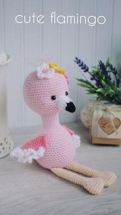 crochet tips and tricks Crochet Bird Patterns, Mug Rug Patterns, Crochet Patterns For Beginners, Crochet Patterns Amigurumi, Amigurumi Doll, Crochet Dolls, Crochet Flowers, Crochet Ideas, Crochet Flamingo