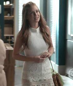Eliza( Marina Ruy Barbosa) (Divulgação/Reprodução/TV Globo)