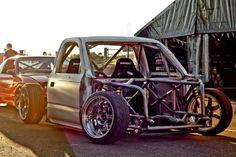 Minimalist drift pickup