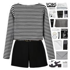 TWICE by hhuricane on Polyvore featuring moda, Valentino, SELECTED, River Island, Ann Demeulemeester, Dorothy Perkins, Maison Margiela, Herbivore, NARS Cosmetics and CB2