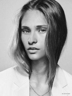 Photo of model Nastya Domoratskaya - ID 490696: