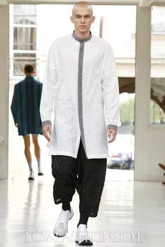 Issey Miyake Menswear Spring Summer 2014 Paris