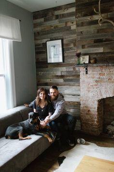 "Bridget & Jake's ""Make It Your Own"" Denver Homestead"