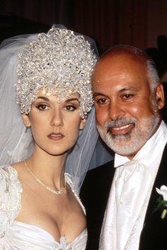 Revoyez les images du mariage de Céline Dion et René Angelil (VIDÉO / PHOTOS)