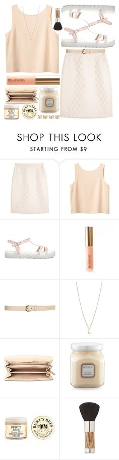 """Pink"" by berina-2000 ❤ liked on Polyvore featuring Honor, Monki, ASOS, Mai Couture, Dorothy Perkins, Minor Obsessions, MICHAEL Michael Kors, Laura Mercier, Burt's Bees and Sonia Kashuk"