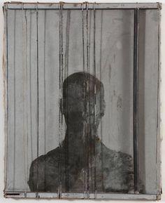 Michelangelo Pistoletto, Esperimento (Experiment), 1959