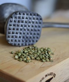 Green Peppercorn and Blue Cheese Sauce for Burgers or Steaks Peppercorn Sauce For Steak, Green Peppercorn, Blue Cheese Sauce, Kobe Beef, Wagyu Beef, Good Burger, Good Enough To Eat, Food Festival