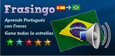 FRASINGO APP PORTUGUES #riodejaneiro#turistando#viajes#hoteles#ferias#feriasdeidiomas#languages#portugues#frasesportugues#android#googleplayfrasingo