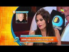 Andrés Nara dejó en vivo a Cari
