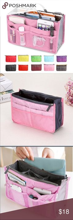 Bag organizer Bag organizer perfect for your LV neverfull and speedy 30 Bags Shoulder Bags