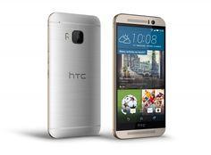 HTC One M9 Silver/Gold - Smartfon/Telefon/Fablet - Satysfakcja.pl