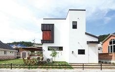 두 아이를 위한 모던 하우스| Daum라이프