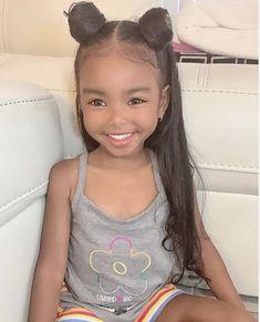 Beautiful Little Girls, Cute Little Girls, Beautiful Children, Beautiful Babies, Beautiful Smile, Cute Mixed Babies, Cute Black Babies, Cute Babies, Black Baby Girls