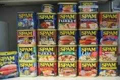 Hormel SPAM cans began as a joke.