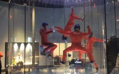 Kansas Citians can now skydive without ever getting in an airplane at iFly Kansas City, an indoor skydiving chain in Overland Park.