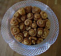 Rosenkuchen- das Beste für Zimtliebhaber © Ada Poulain