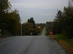 Autumn Scene along Zion Road near Plainfield