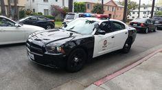 https://flic.kr/p/rYYNMr | LAPD Dodge Charger