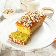 Orange and Almond Loaf Cake with a Marmalade top-10