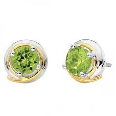Earrings by Ostbye