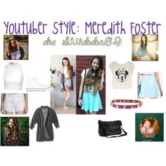 Youtuber Style: Meredith Foster
