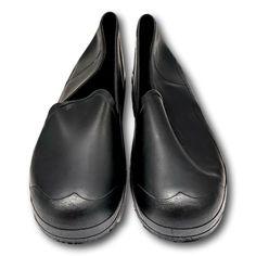 Acton Mens Shoe Rubbers OverShoes Black Size L Waterproof #ACTON #RainBoot #Casual Rain Boots, Men's Shoes, Casual, Ebay, Black, Man Shoes, Black People, Men's Footwear, Rain Boot