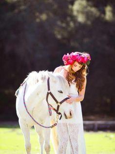 ♥ le cheval est surement la plus belle chose que dieu a crée ♥