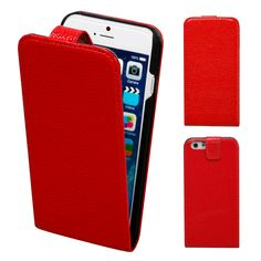 Real Leather Vertical Flip Pouch case for iPhone6:  http://www.thedigic.com/real-leather-vertical-flip-pouch-case-for-iphone-6-4-7/