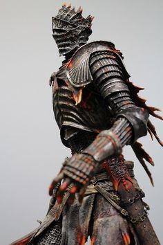 Dark Souls 3, Dark Lord, Cinder, Samurai, Software, Superhero, Games, Character, Monsters