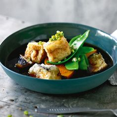 Cuisine Magazine New Zealand. Find great recipes and food articles from Cuisine magazine Delicious Dinner Recipes, Appetizer Recipes, Great Recipes, Appetizers, New Zealand Food, Tofu, Tempeh, Eggplant Dishes, Food Articles