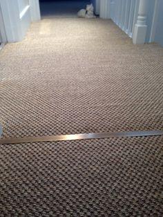 Hallway carpet ideas carpet best carpet stairs hallway loop pile on carpets flooring audio Living Room Carpet, Diy Carpet, Basement Carpet, Hall Flooring, Sisal Carpet, Bedroom Carpet, Carpet Stairs, Sisal Flooring, Stair Landing