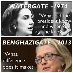 "Just a reminder that Hillary was fired from the Watergate investigation.  Why?  ""Because she was a liar,"" Zeifman said in an interview last week. ""She was an unethical, dishonest lawyer. She conspired to violate the Constitution, the rules of the House, the rules of the committee and the rules of confidentiality."""