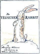 The Velveteen Rabbit - Another beautiful children's book that moves me to tears every time.
