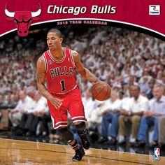 Chicago Bulls Wall Calendar: If basketball is your passion and your favorite team is the Chicago Bulls, this is the perfect 2013 NBA wall calendar for you! Vivid action-packed images are fully featured along with player bios, team trivia and noteworthy historical NBA dates listed each month.  $15.99  http://www.calendars.com/Basketball/Chicago-Bulls-2013-Wall-Calendar/prod201300001106/?categoryId=cat00446=cat00446#
