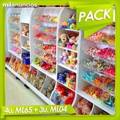 MIL ANUNCIOS.COM - Mobiliario para tiendas de golosinas.