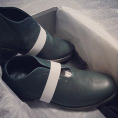 #cherevichkiotvichki #derby #shoes #strap #goodyear