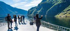 Norvegia interzice acostarea navelor de croazieră în porturile sale timp de două săptămâni Tromso, Bergen, Norway Fjords, Austria, Things To Do, Mountains, Cruises, Nature, Travel