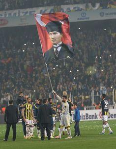 #Champions #Fenerbahce  Volkan Demirel & Atatürk