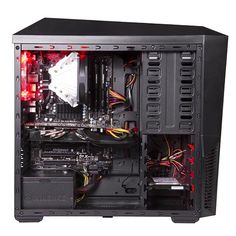 Prepárate para disfrutar de una experiencia increíble!! Este equipo incorpora un procesador AMD AM3+ FX-8350 a una velocidad de 4Ghz. 16Gb de memoria DDR3 y tarjeta gráfica AMD R9 270X con 2Gb. 935€