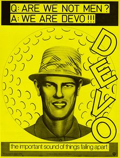 We found the all-time best DEVO live recording. Let's listen to it, for free. | Dangerous Minds