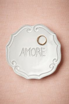 AMORE DISH | Valentine gift idea! #Valentine #val2014 #gift #giftscout