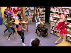 Full Performance of Shout from Girls (and Boys) On Film | GLEE - YouTube