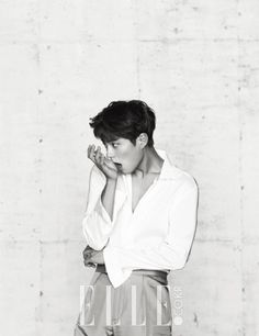 Park Bo Gum talks about his ideal type, sense of fashion, and more in 'Elle'…