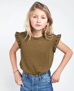 Paola Tee Army Preteen Mode, Kindermode, Navy-farbe, Mädchen Shopping, Armee 6ad9f06f9c