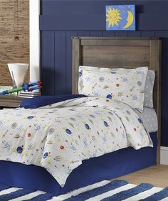 Take a look at this Space Duvet Set today!